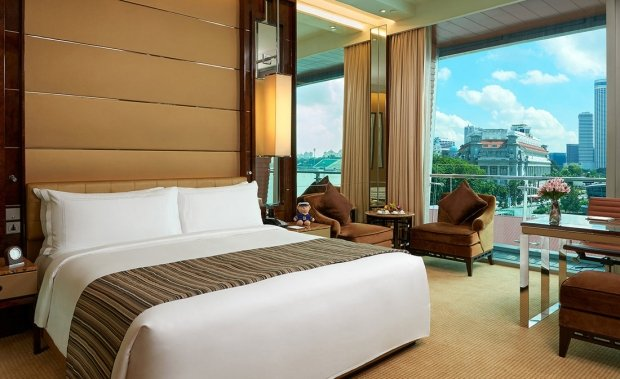 Advance Purchase Deal with Up to 20% Savings at The Fullerton Bay Hotel Singapore