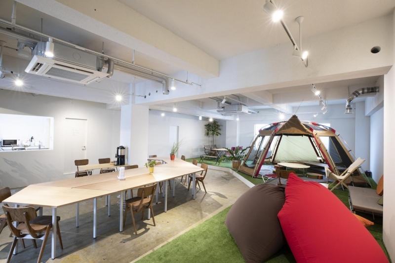 coworking spaces in japan