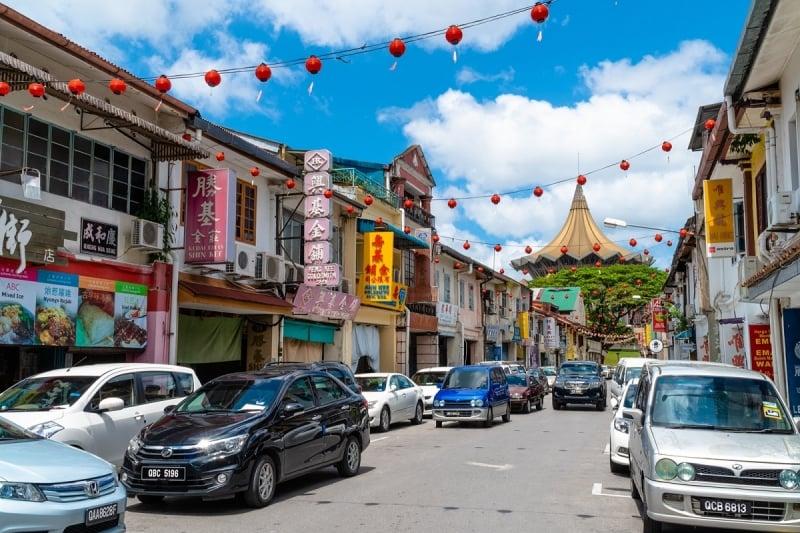 sarawak's carpenter street