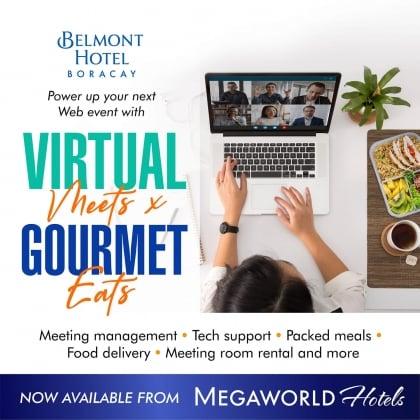 Virtual Meet, Gourmet Eats