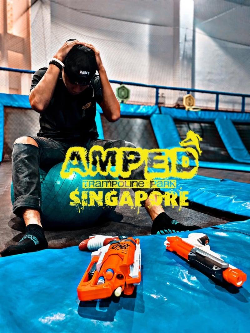 activities destress Singapore