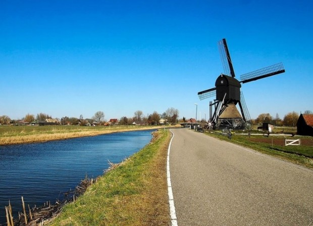 cycling nothern europe