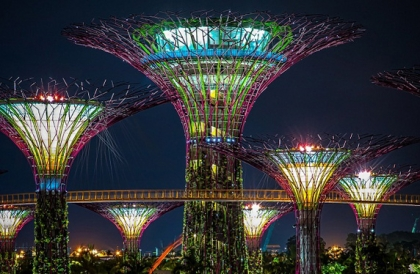 Gardens by the Bay Promotion