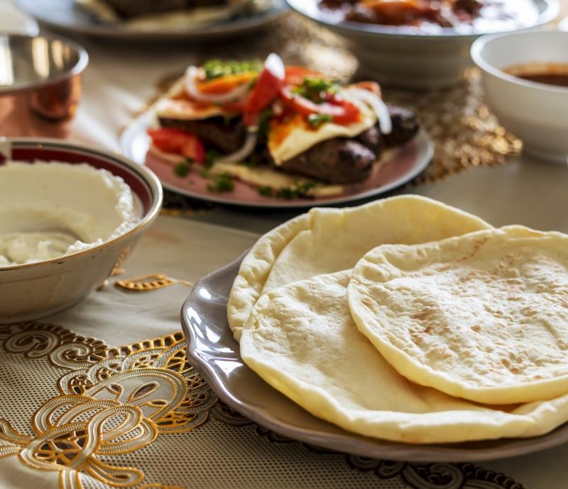 Ramadan sahur iftar