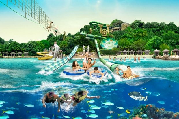 More Fun in Adventure Cove Waterpark™ with MasterCard