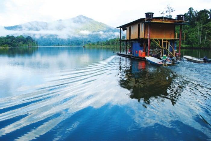 Lake Kenyir, Terengganu