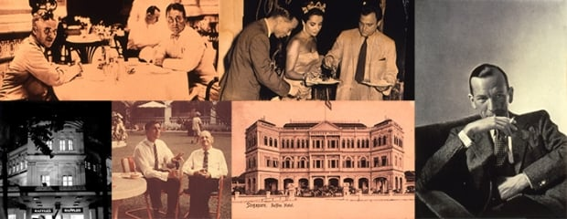 History Hotel Tours – Raffles Walk of Fame at SGD20