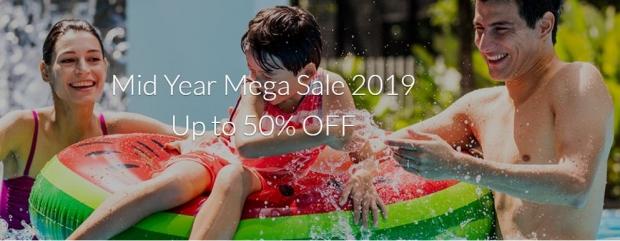 Mid Year Mega Sale 2019 with Far East Hospitality