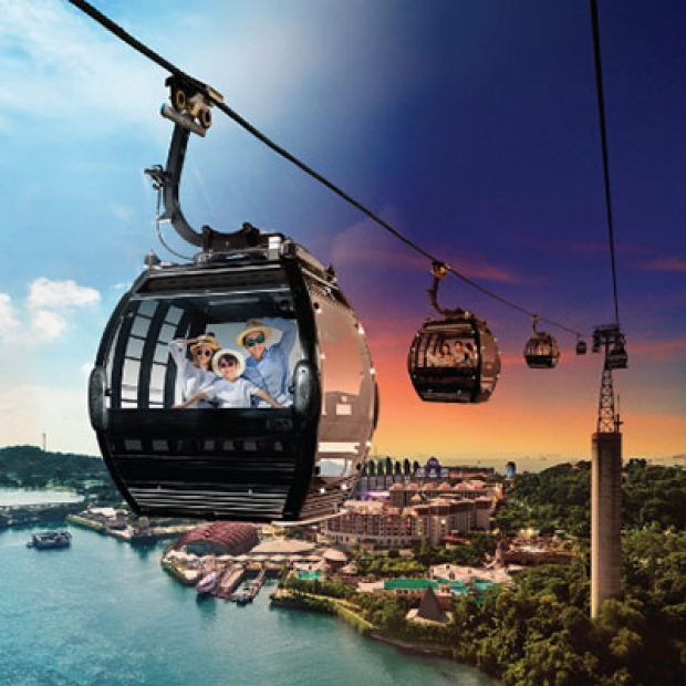 20% Off One Faber Group Attractions with Maybank Card