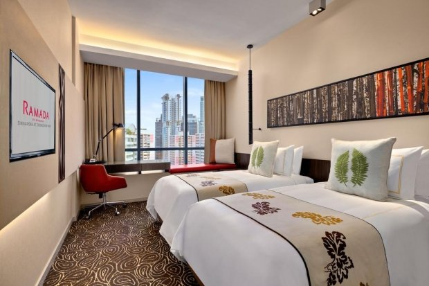 PAssion Cardholder Exclusive - Room at SGD198 in Ramada Singapore at Zhongshan Park