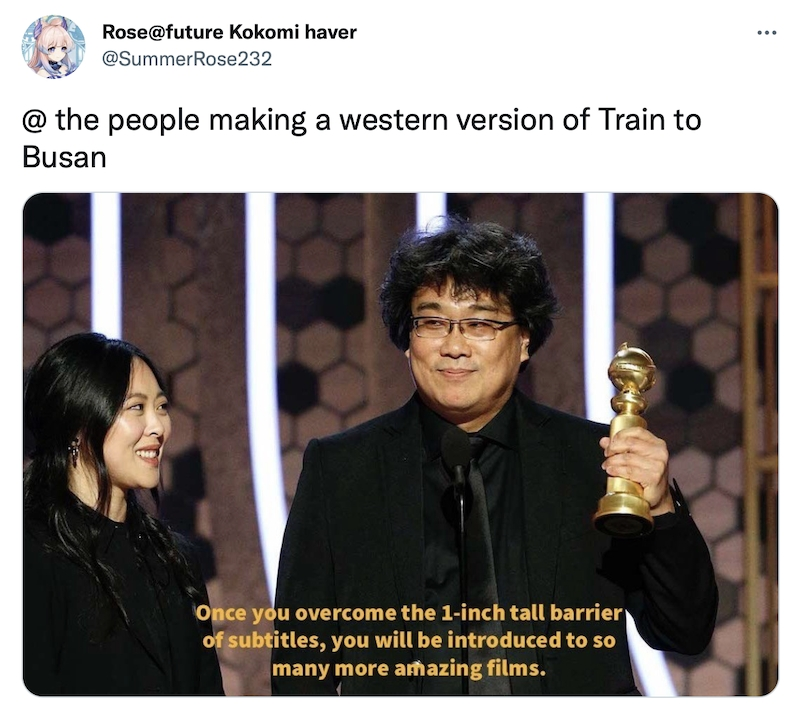 The Funniest Reactions to the Train to Busan U.S. Remake