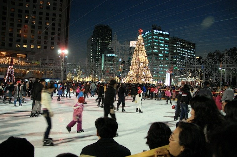 seoul winter things to do