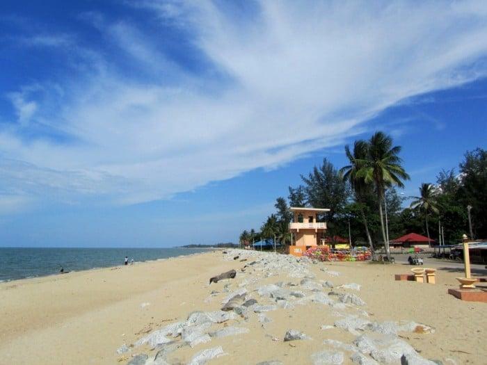 Pantai Cahaya Bulan, Kelantan