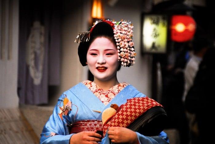 Điều kỳ lạ ở Nhật Bản: Nghề Geisha vẫn còn tồn tại