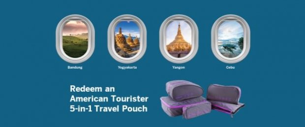 Discover the Wonders of the Region with American Express and SilkAir 1