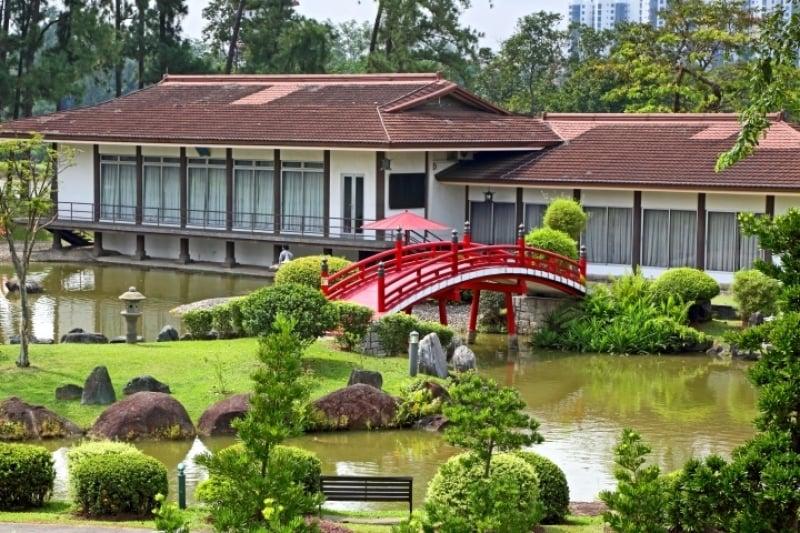 Jurong Lake Gardens Central