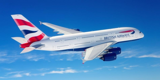 Exclusive Airfares to 185 Destinations Worldwide with British Airways and UOB Card