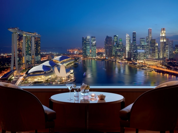 Treat You - Enjoy up to 20% off our Best Available Rates at The Ritz Carlton, Millennia Singapore