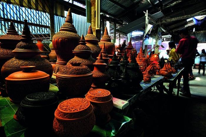 Ko Kret Market