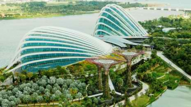 Buy 1 Free 1 Gardens by the Bay Ticket with PAssion-POSB and Hometeamns-PAssion-POSB Card