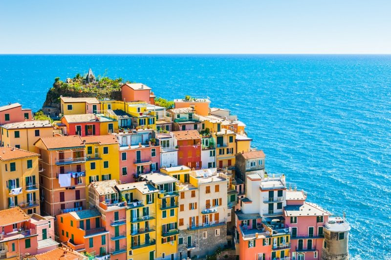 towns in italy: manarola