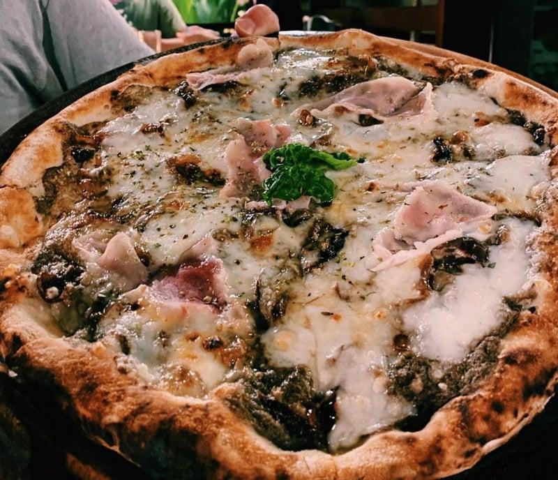 where to eat in siargao: bulan villas