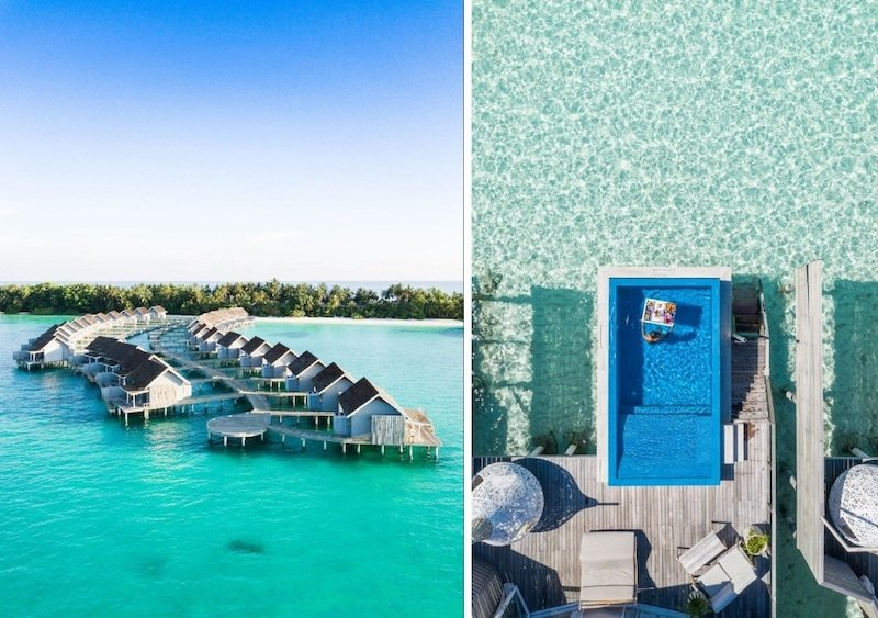 travelling to the Maldives