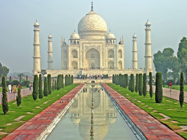 reasons to visit india
