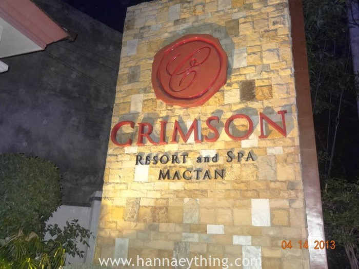 Crimson Resort and Spa