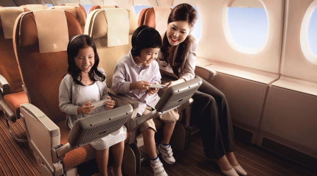 Fly to Over 30 Destinations with Singapore Airlines from SGD198