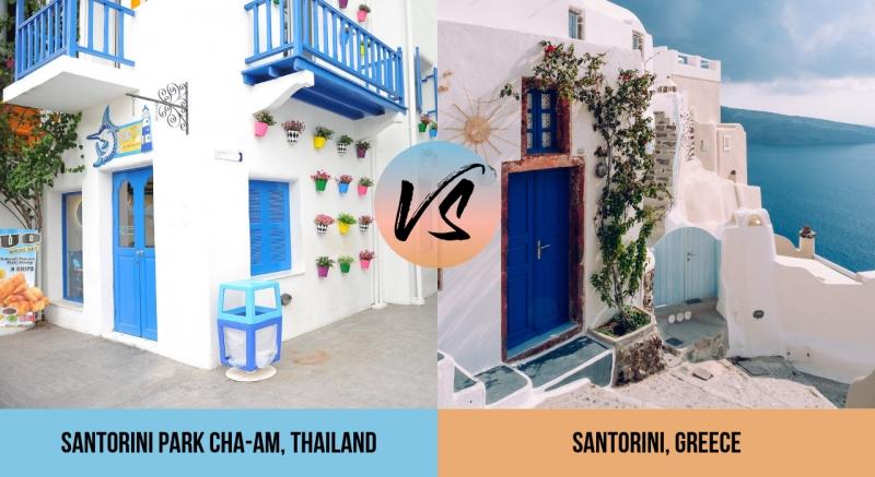 Santorini Park Cha-Am, Khao Yai