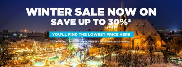 Enjoy Up to 30% Off Hotel Bookings in Hilton Hotels Worldwide