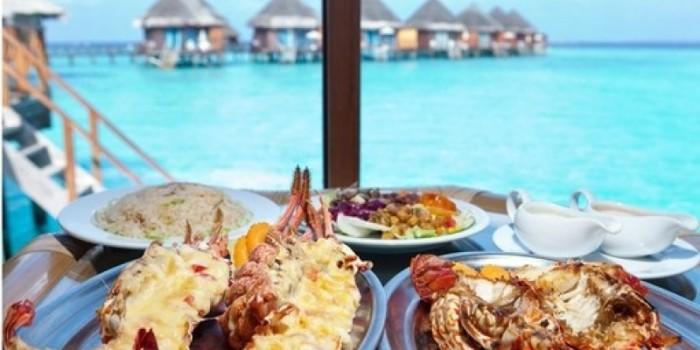 Ăn uống maldives du lịch Maldives