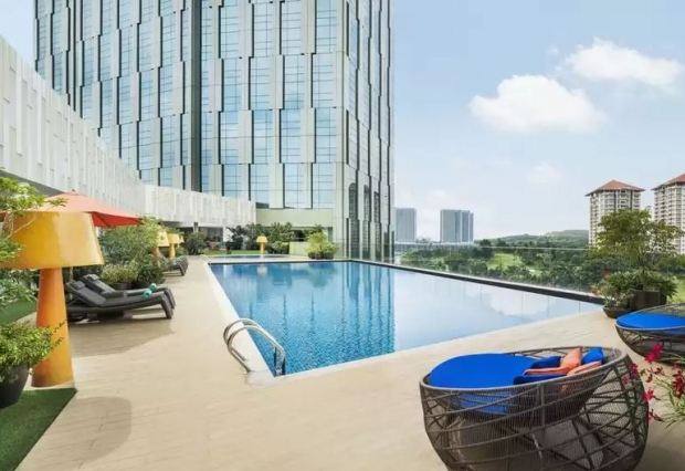 Early Booking. Bigger Savings. Book your Stay at Le Meridien Putrajaya