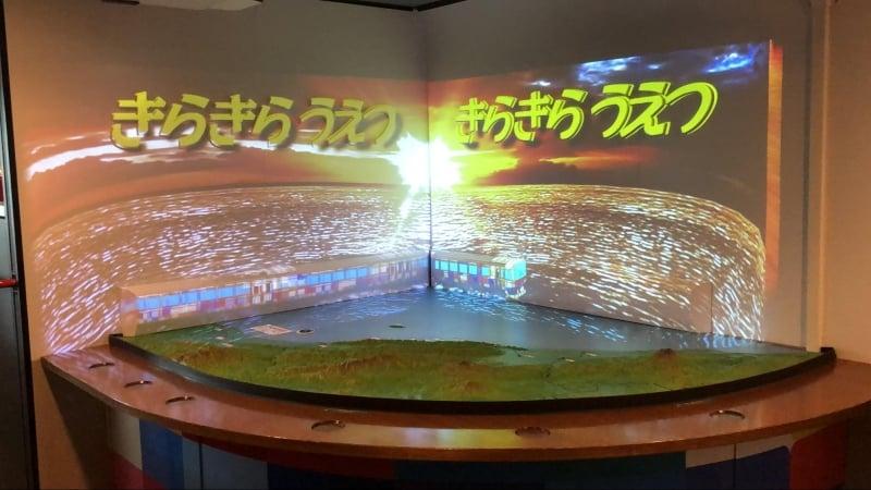 ar projection in kirakira uetsu
