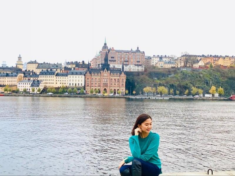 travelling for a living: stockholm, sweden