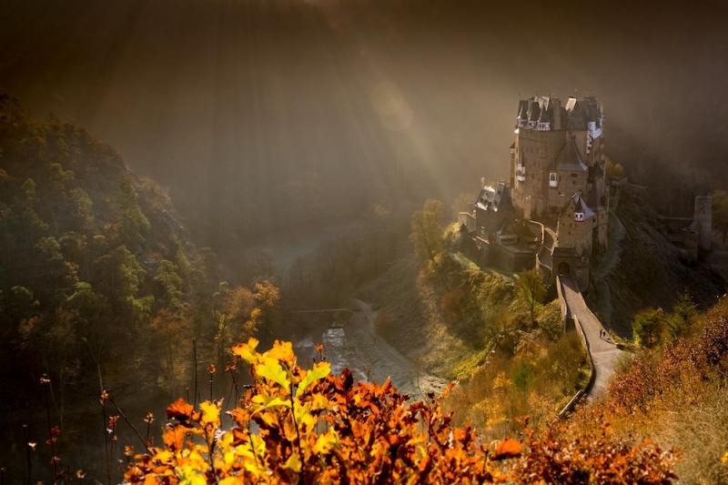 German castles: Eltz Castle