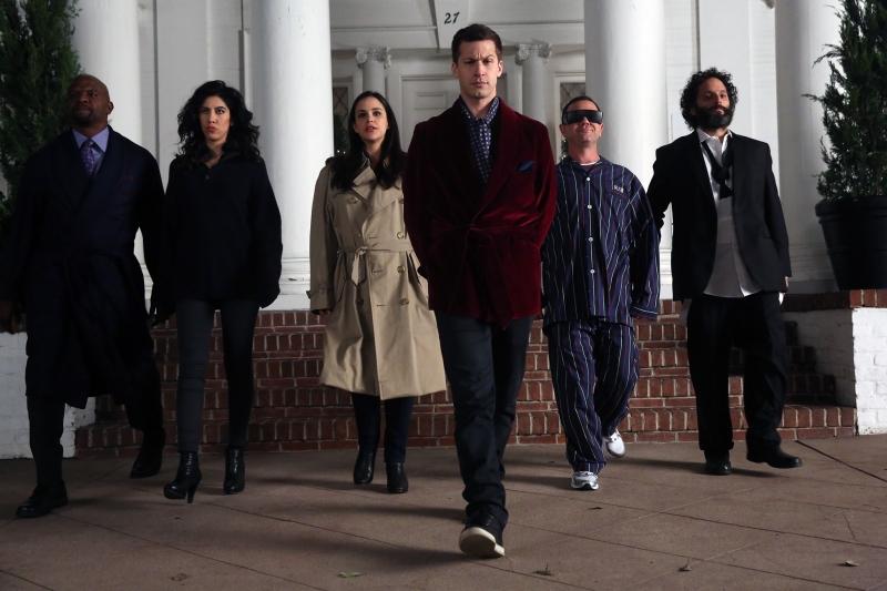 Brooklyn Nine-Nine netflix series