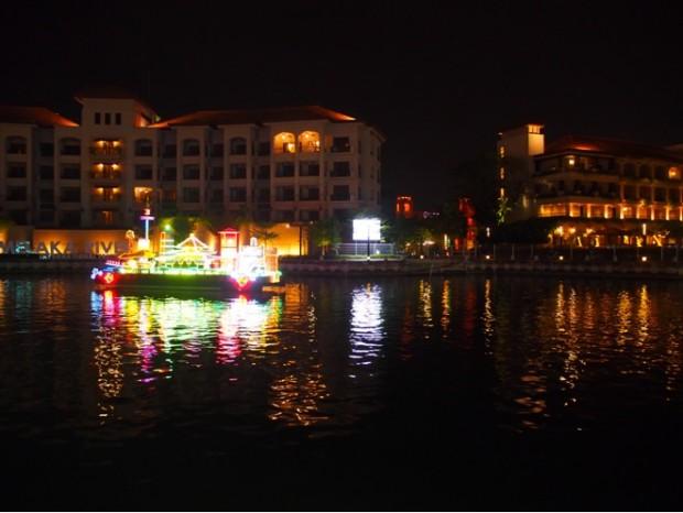 Chơi gì ở Malacca sông Malacca