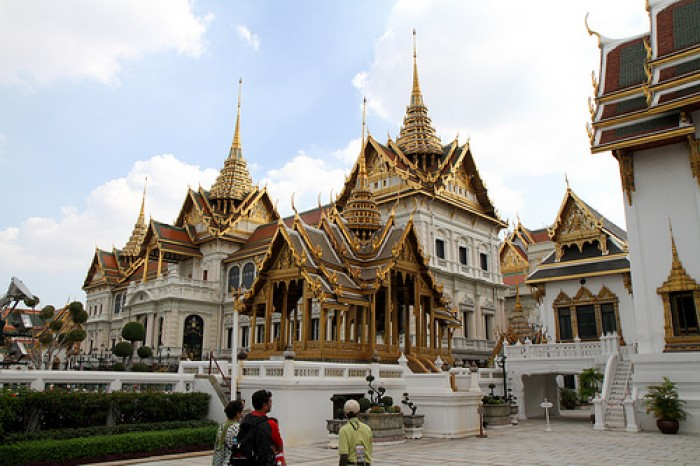 bangkok the grand palace