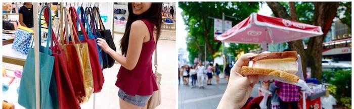 singapore traveller experiences