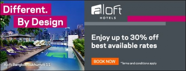 Aloft Hotel Kuala Lumpur Sentral | Seven Days, Super Savings in Asia Pacific
