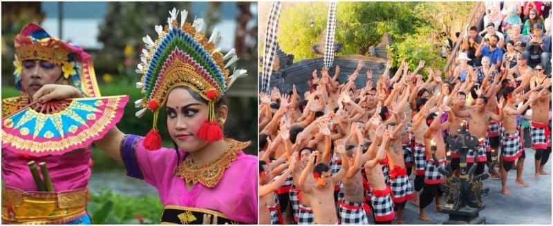 Lễ hội ở Bali