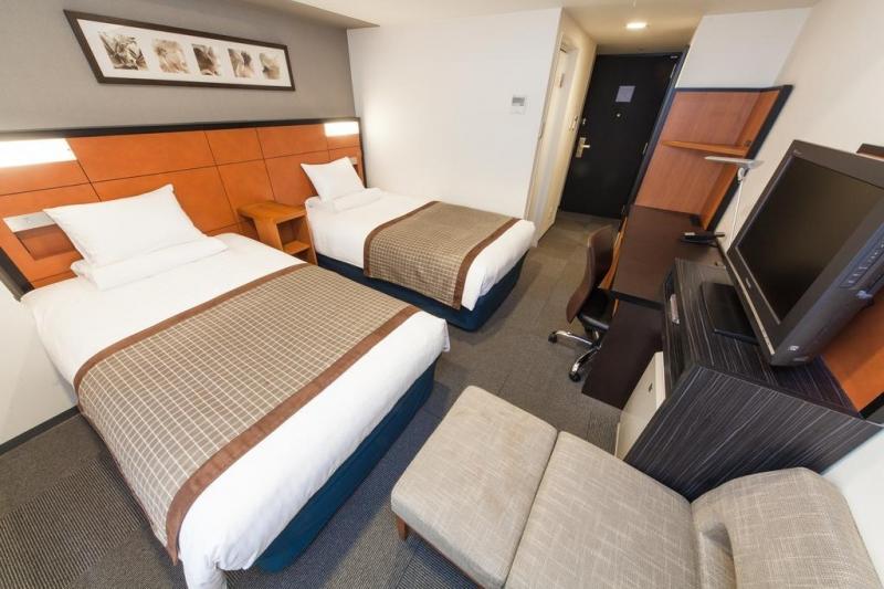 budget hotels in osaka