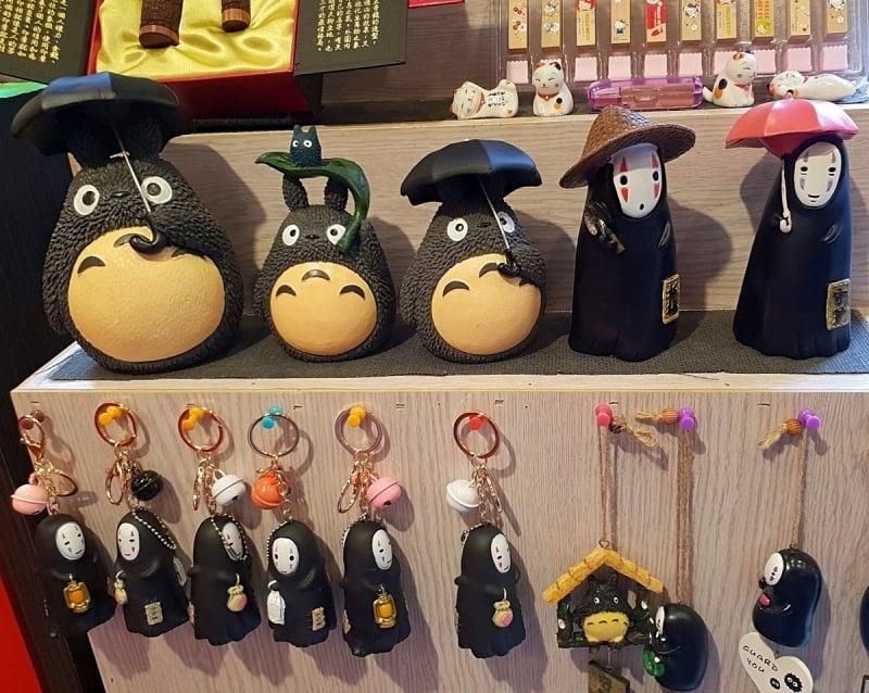 spirited away merchandise taiwan