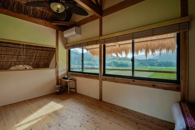 Traditional Airbnb Japan