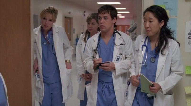 Grey's Anatomy netflix series