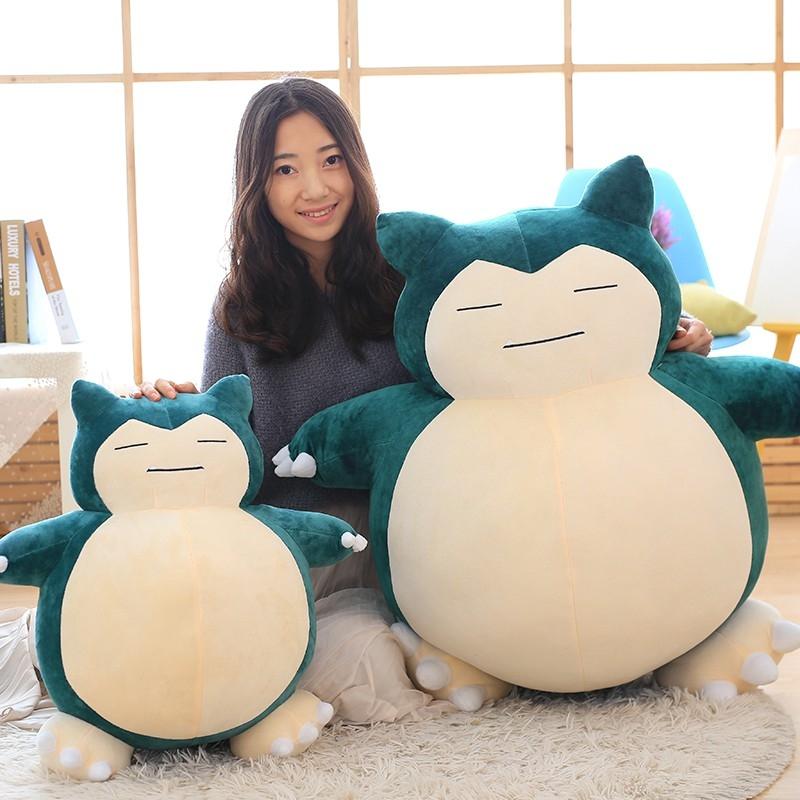 snorlax pillows