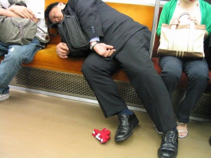 Điều kỳ lạ ở Nhật Bản