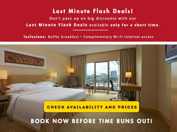Last Minute Flash Deals at The Royale Bintang the Curve